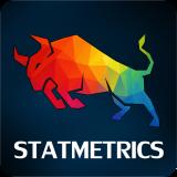 Stock Market Investing, Chart & Portfolio Analysis Icon