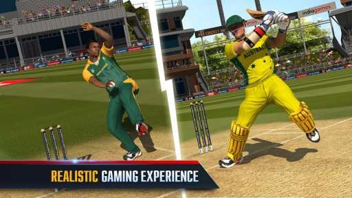 ICC Pro Cricket 2015 screenshot 11