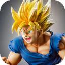 3D Super Saiyan Evolution Battle Run- Unofficial Dragon Ball Edition: With Goku, Piccolo, Gohan & Vegeta
