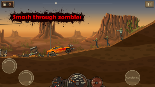 Earn to Die Lite screenshot 1