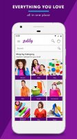 Zulily: A new store every day Screen