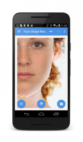 My Face Shape Meter 1 1 0 Download Apk For Android Aptoide