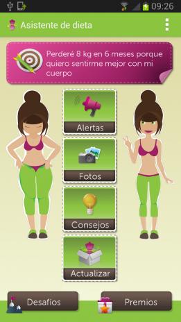 motivación por bajar de peso