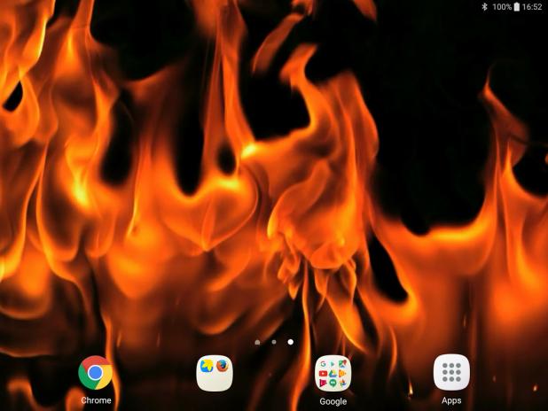 Fire Live Wallpaper Screenshot 9
