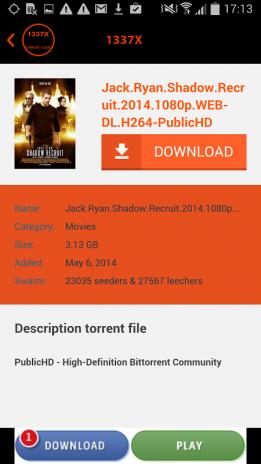 1337x torrent magnet