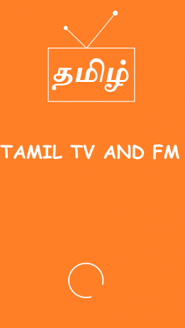 Tamil TV Live & Tamil fm radio 6 7 Download APK for Android