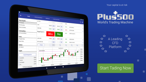 Plus500 Online Trading screenshot 7