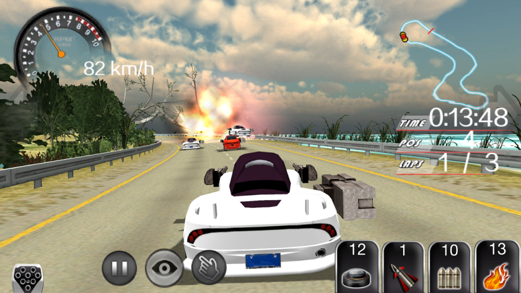 racing games for android 4.0 tablet free download