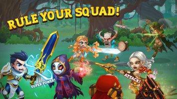 Hero Wars – Ultimate RPG Heroes Fantasy Adventure Screen