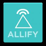 Allify - Radio, tv, Noticias, Música y mucho más.. Icon