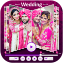 Wedding Video Maker With Music : Photo Animation