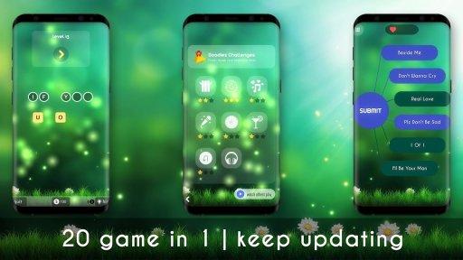 Kpop music game screenshot 2