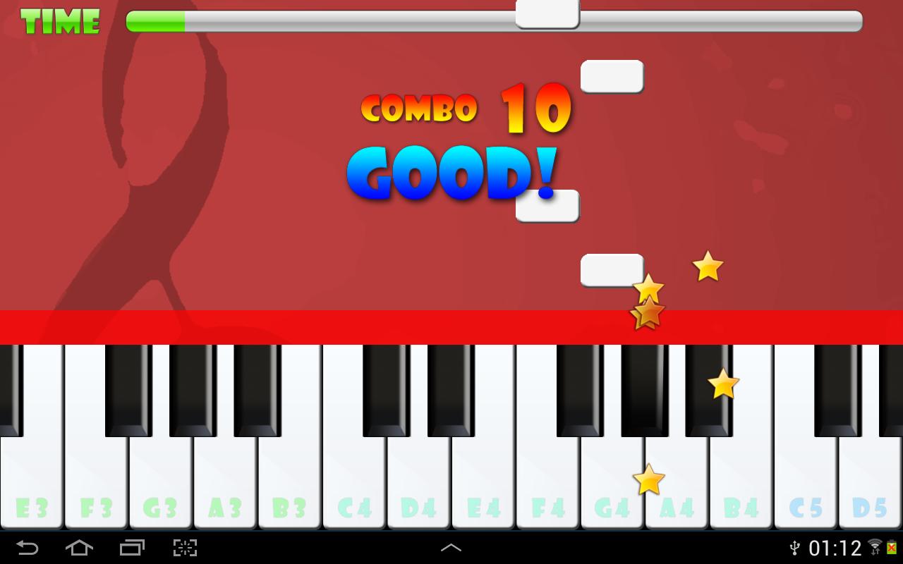 Piano Master Mozart Special screenshot 2
