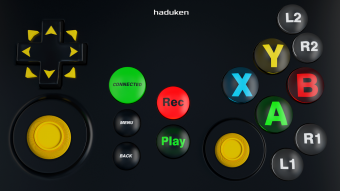 Gamepad Joystick MAXJoypad Screenshot