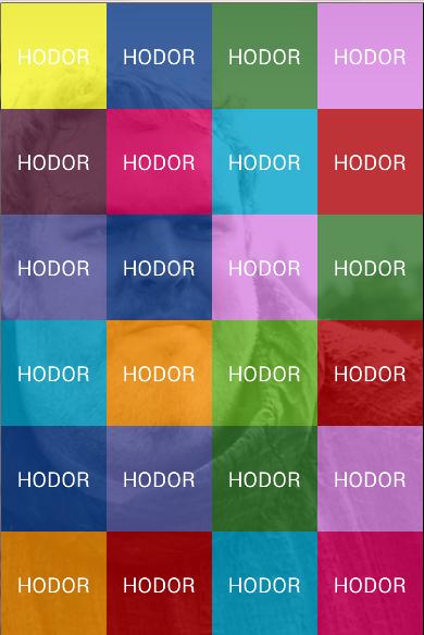 Hodor Soundboard screenshot 1