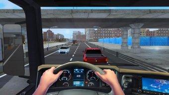 Truck Simulator PRO 2017 Screenshot