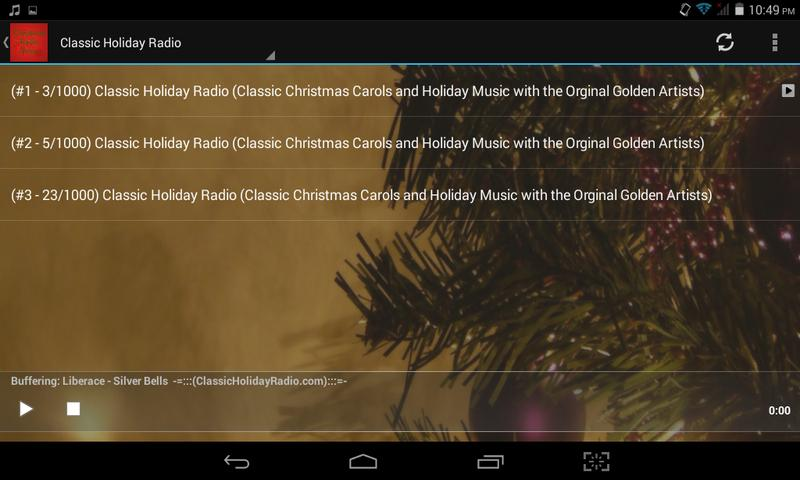 Christmas radio free download apk for android aptoide