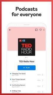 Deezer: Stream Music, Playlists, Albums & Songs screenshot 4