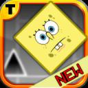 Super Geometry Run Sponge