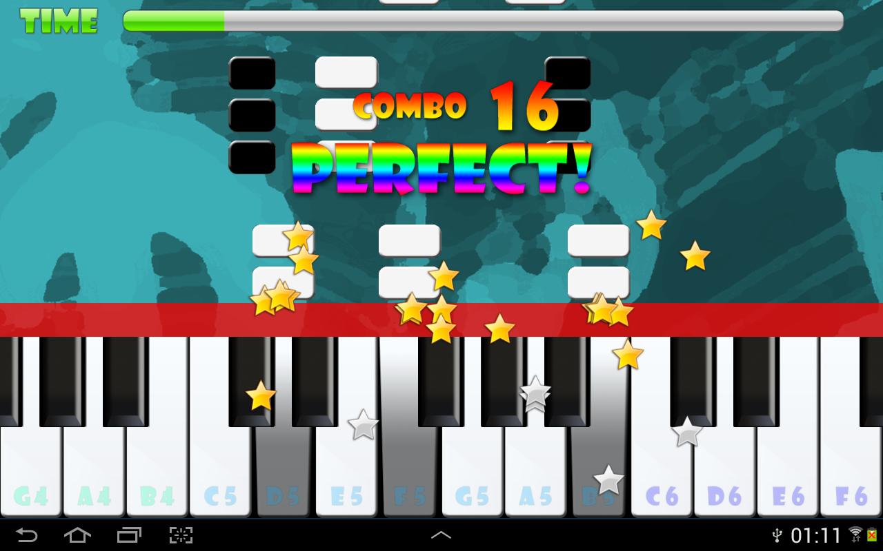 Piano Master Mozart Special screenshot 1