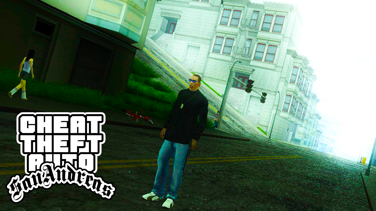 Cheat for GTA San Andreas screenshot 2