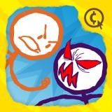 Draw a Stickman Icon