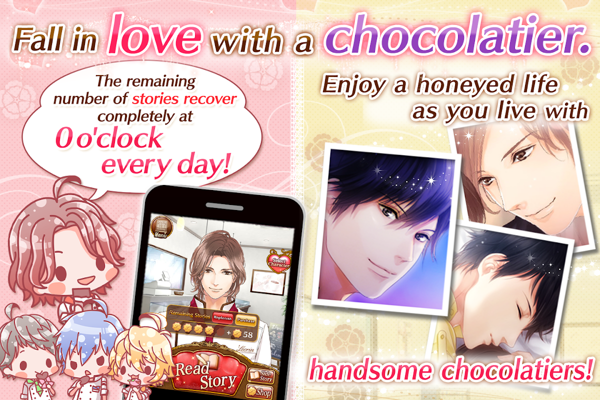 Dating sim games for girls free download