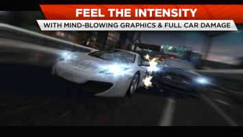 Need for Speed™ Most Wanted Screen
