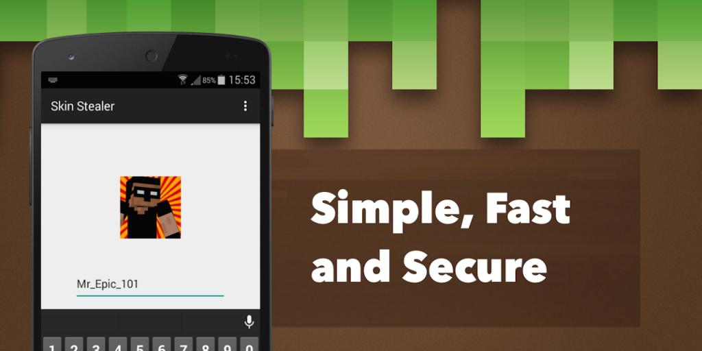 Skin Stealer for Minecraft   Download APK for Android