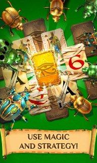 Pyramid Solitaire Saga screenshot 5