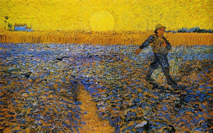 Vincent Van Gogh Set Wallpaper 1.4