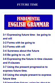 English Grammar screenshot 6