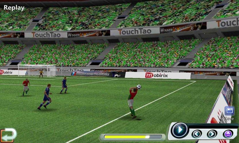 Mundial Football League screenshot 5
