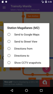 Trainsity Manila LRT MRT PNR screenshot 3
