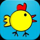 Happy Miss Chicken