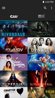 The CW screenshot 3