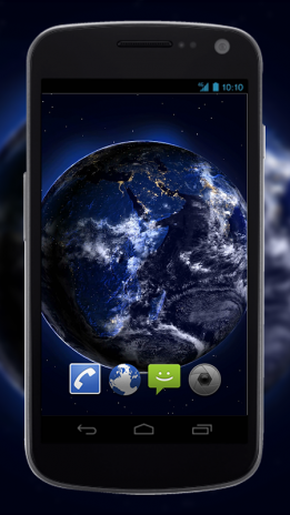 4k Earth From Space Wallpaper 11 Descargar Apk Para Android