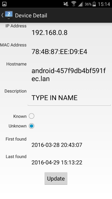 Who Is On My WiFi | Download APK for Android - Aptoide