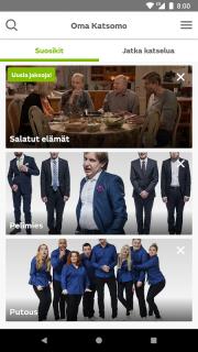 MTV Katsomo screenshot 2