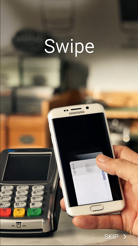 Samsung Pay screenshot 2