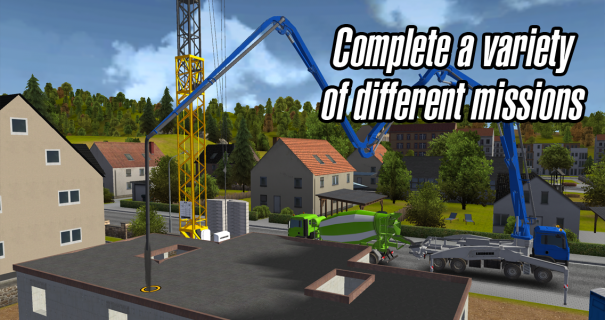 Construction Simulator 2014 1 11 Download APK for Android - Aptoide