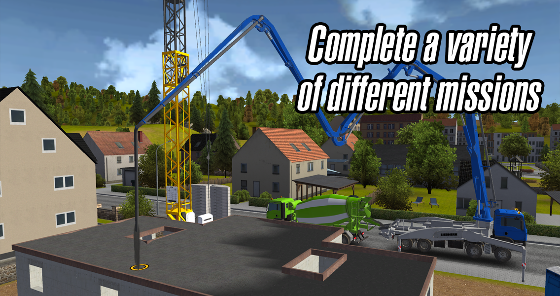... Construction Simulator 2014 Screenshot 4 ...