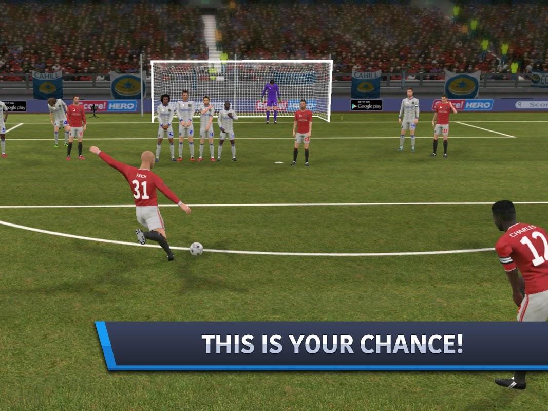 Dream League Soccer 2017 screenshot 6