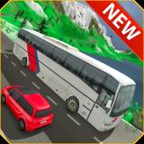 Offroad Bus Simulator Tourist Coach Driving Icon