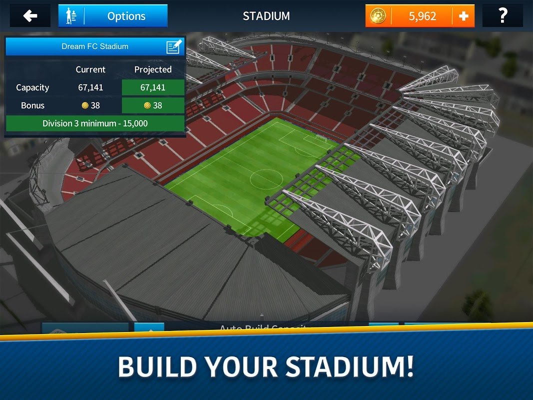 Dream League Soccer 2017 screenshot 10