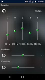 PowerAudio Pro Music Player screenshot 6