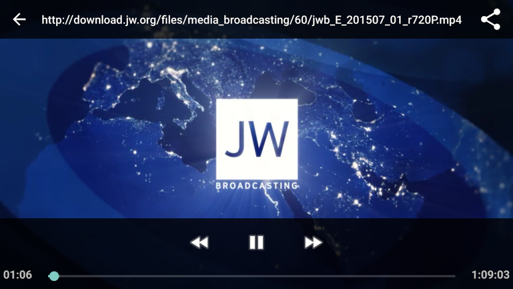 JW Broadcasting   Download APK for Android - Aptoide
