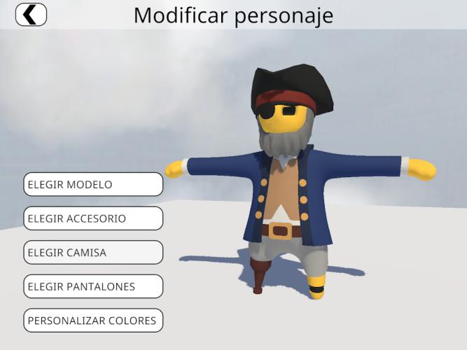 Human: Fall Flat screenshot 1