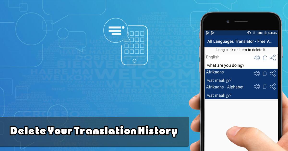 Todos línguas Tradutor - Livre Voz Tradução screenshot 1
