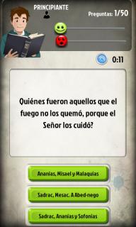 El Master de la Biblia Trivia screenshot 5